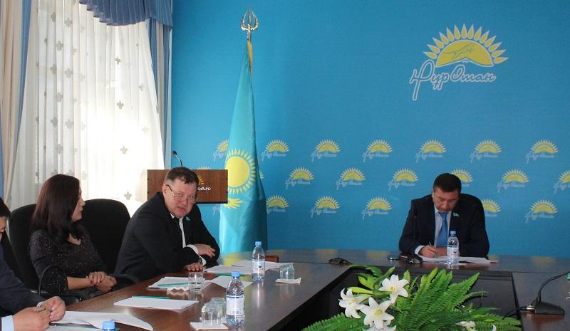 Северный Казахстан: бесплатная медицина как бы есть….