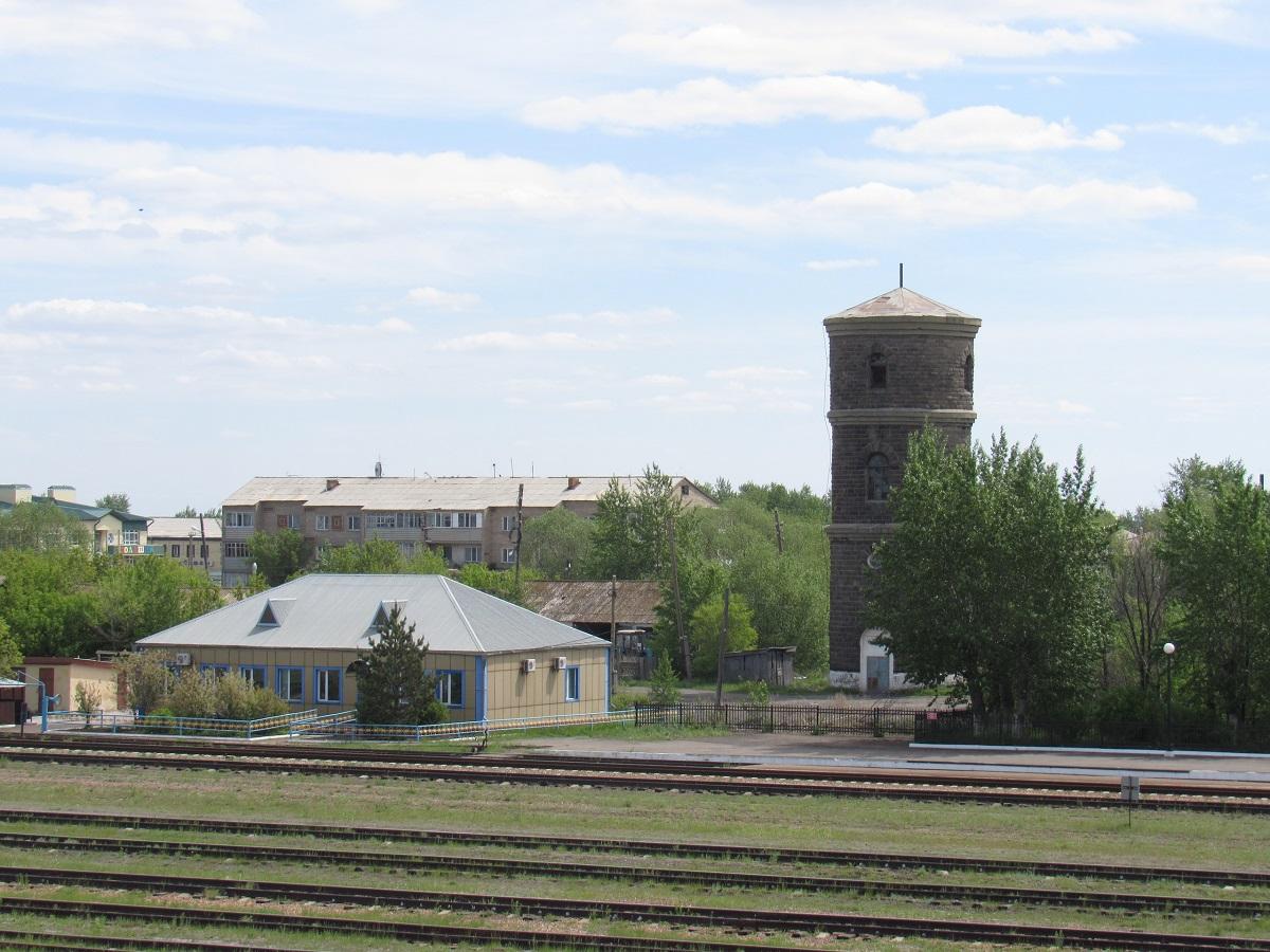 Тайынша — город вкусного мороженого