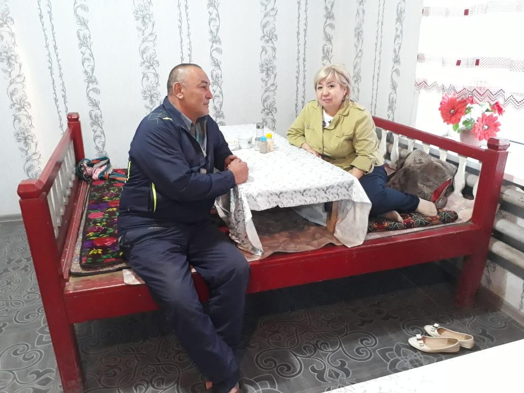На севере Казахстана бизнесмен взял кредит на развитие придорожного сервиса