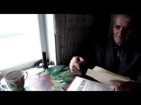 Мефодич и мозаика: жизнь тайыншинского пенсионера
