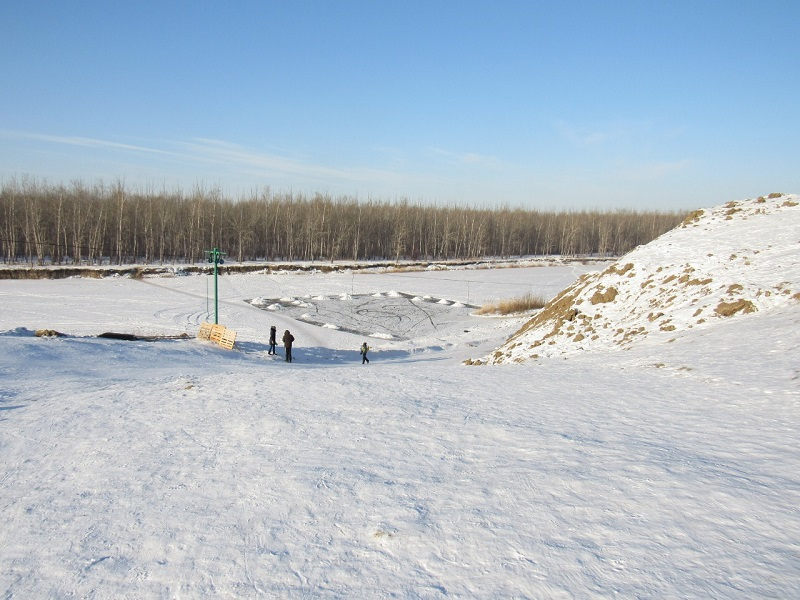 Где погулять в Петропавловске зимой