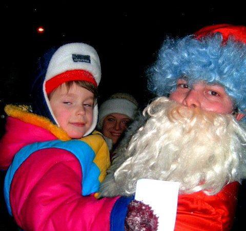 Письма Деду Морозу из Петропавловска