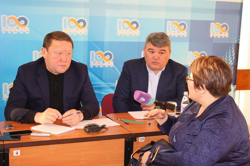 Жители Петропавловска пожаловались акиму на холод в автобусах