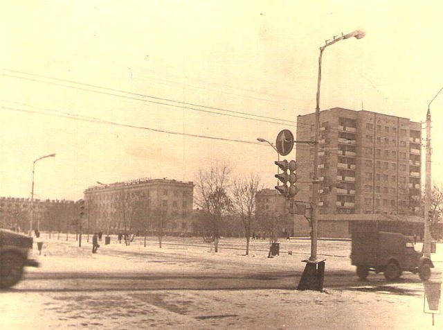 Ретро Петропавловск №1. 1973 год