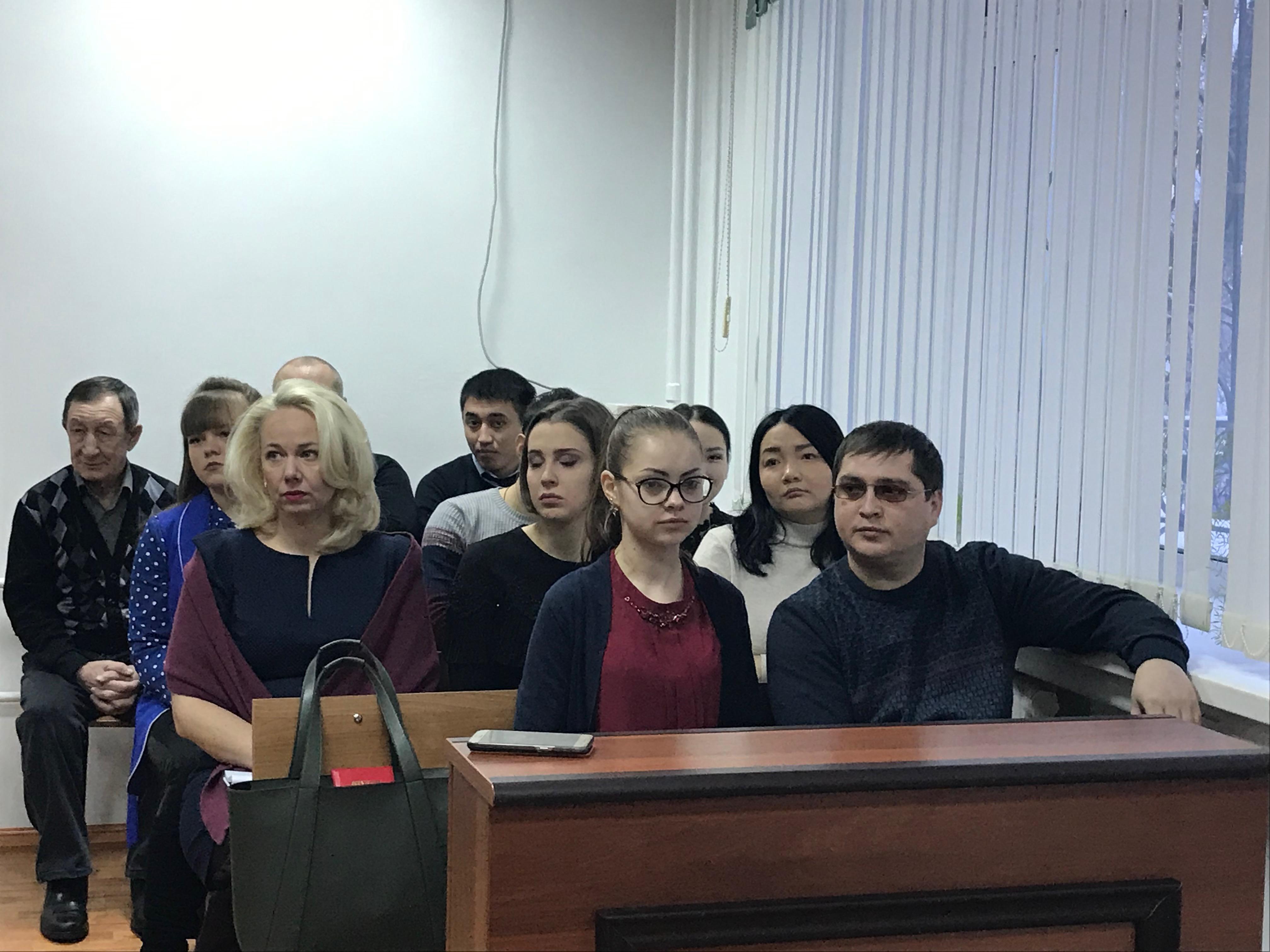 ДТП возле Ударника в Петропавловске: подсудимый примирился с потерпевшей