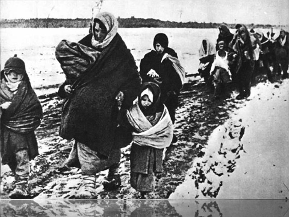 Блокадный Ленинград. История семьи – в истории страны