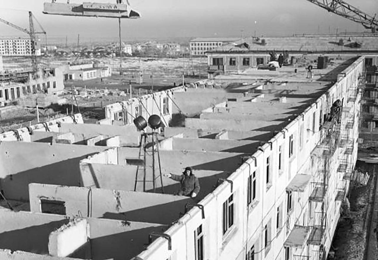 Петропавловск 1969 год: назовите адрес дома на фото