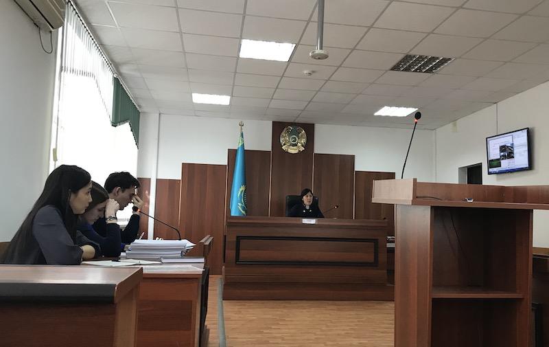В Петропавловске Илья Старухин попросил не лишать его свободы