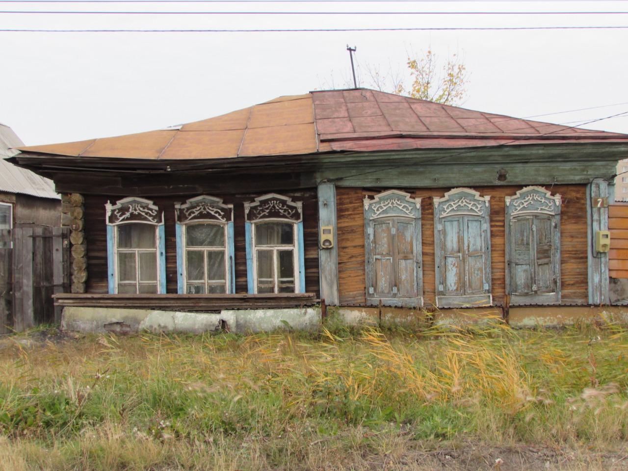 Улицы Петропавловска, не поменявшие имя