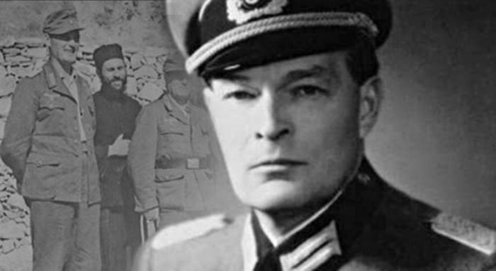 Правнук Пушкина – немецкий офицер