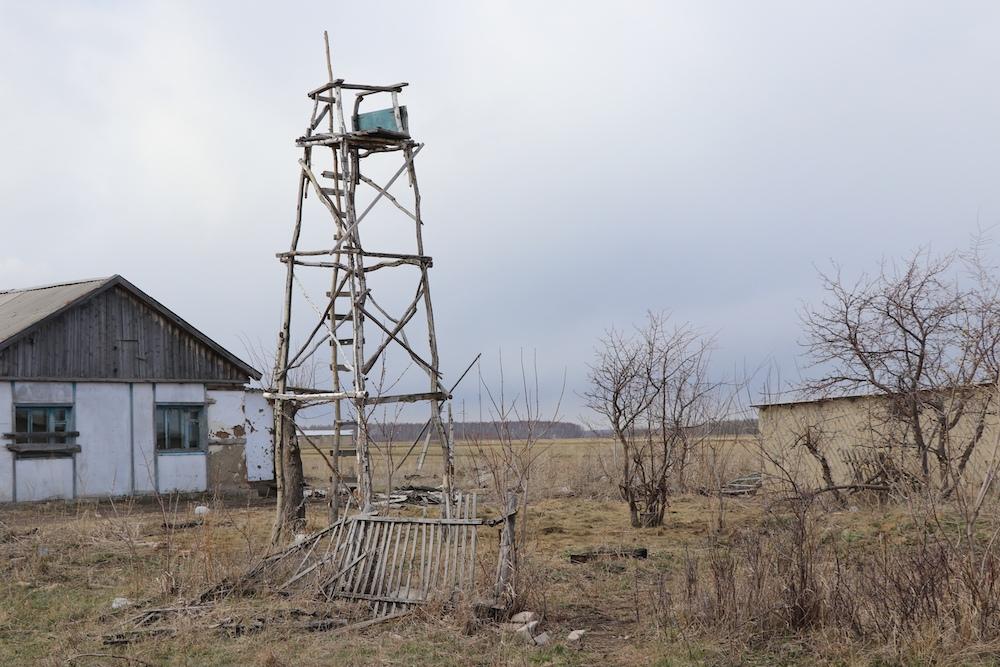 Операция «Ликвидация»: фоторепортаж из упраздняемых деревень Северного Казахстана