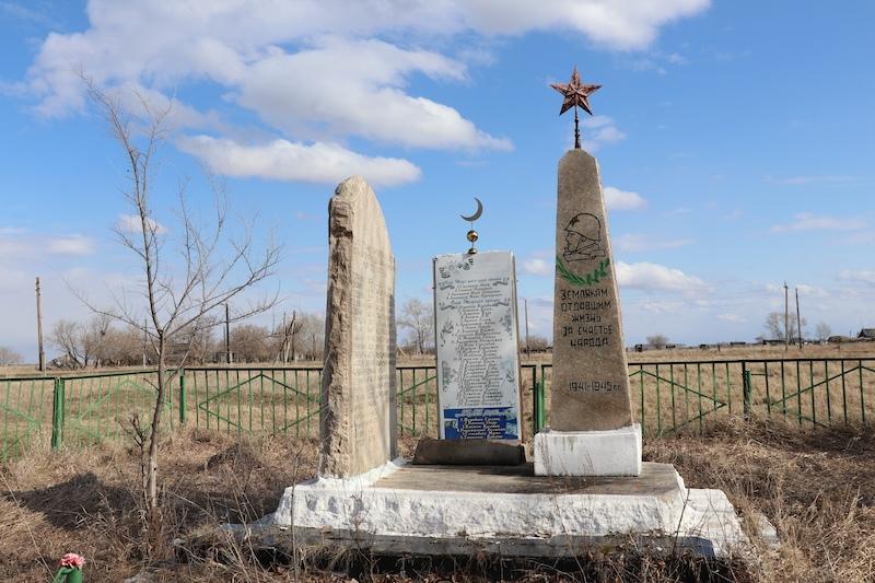 Село Алка на севере Казахстана — рай для восьмерых?