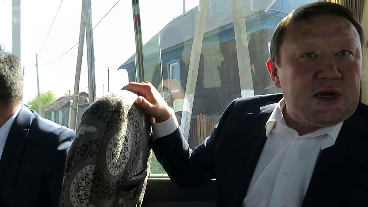 Аким пригрозил сделать общественный транспорт Петропавловска  государственным