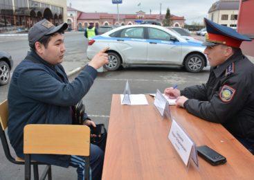 На севере Казахстана 18 автобусов без технического осмотра вышли на маршрут