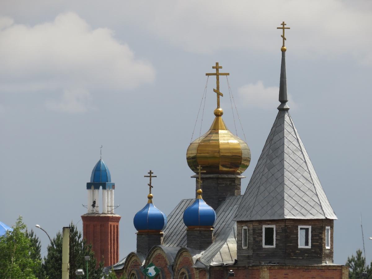 Самый козырный поселок Северного Казахстана