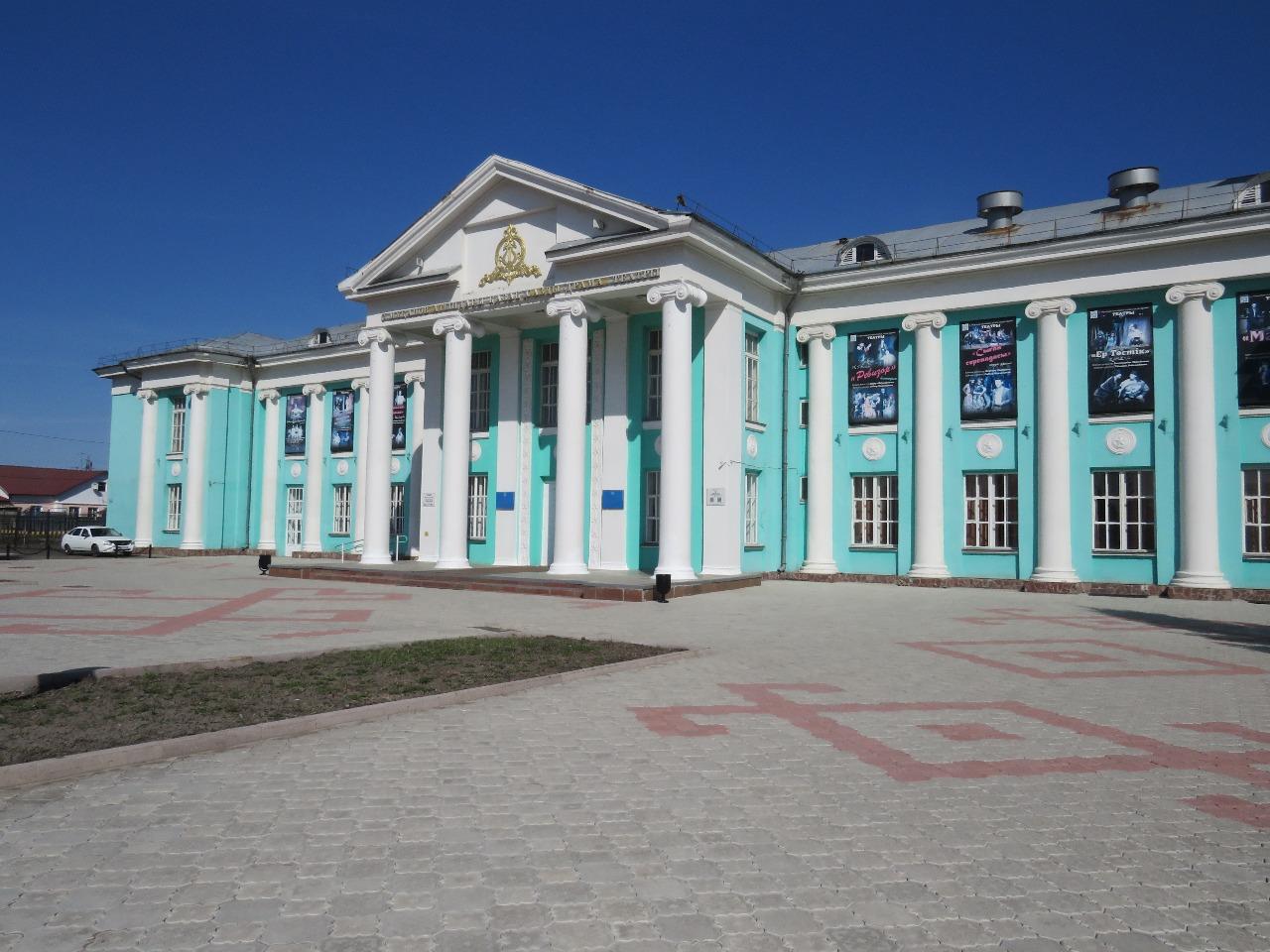 Североказахстанцы могут посмотреть спектакли онлайн