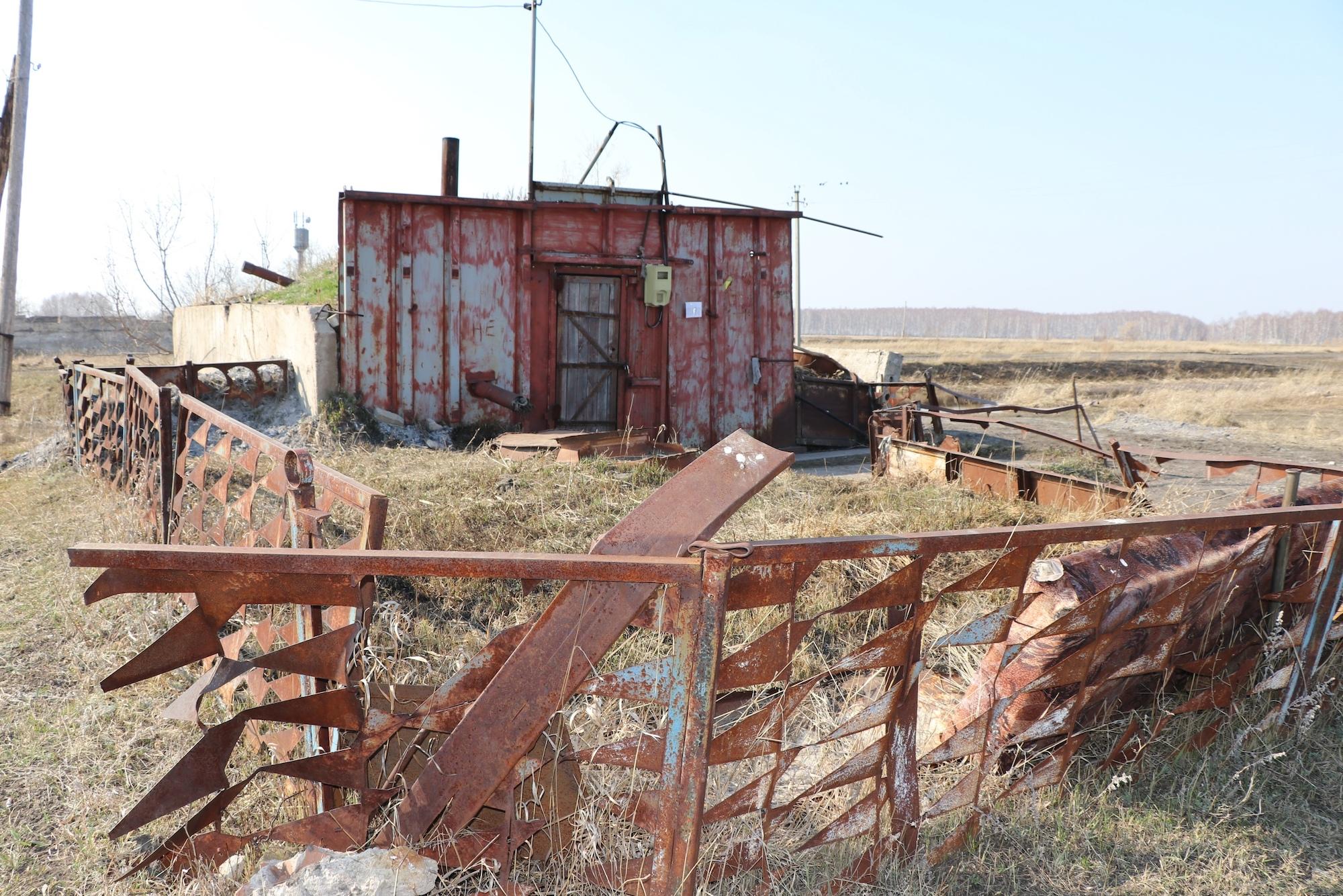 Успенка — забытое село на севере Казахстана