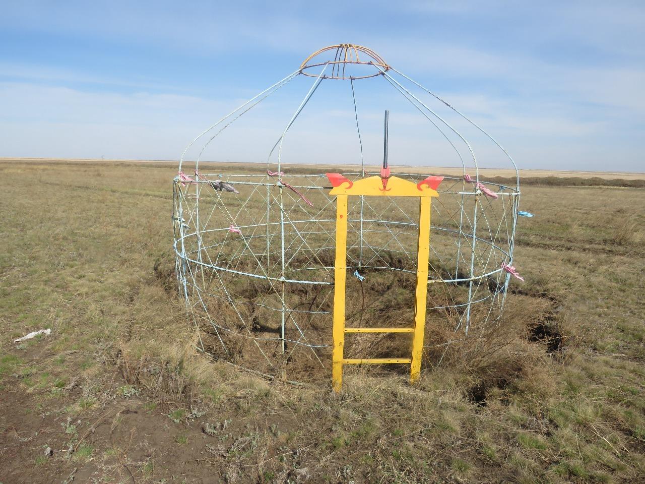 Куда проваливается Северный Казахстан