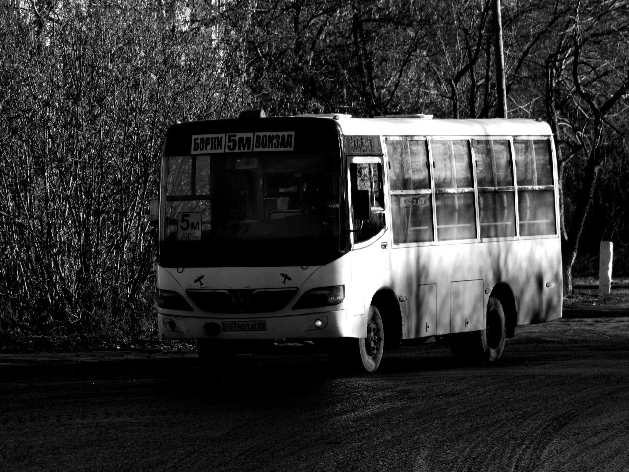 Водители автобусов Петропавловска просто устали