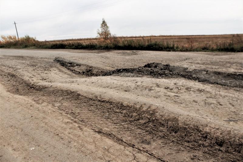 Дорогу от Петропавловска до Шаховского начали ремонтировать