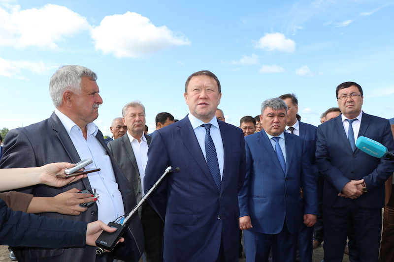 Кумар Аксакалов: «В деревне жить лучше, чем в городе»