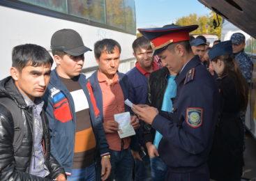 О приезде россиян в Петропавловск надо сообщать в «миграционку» не позднее трёх дней