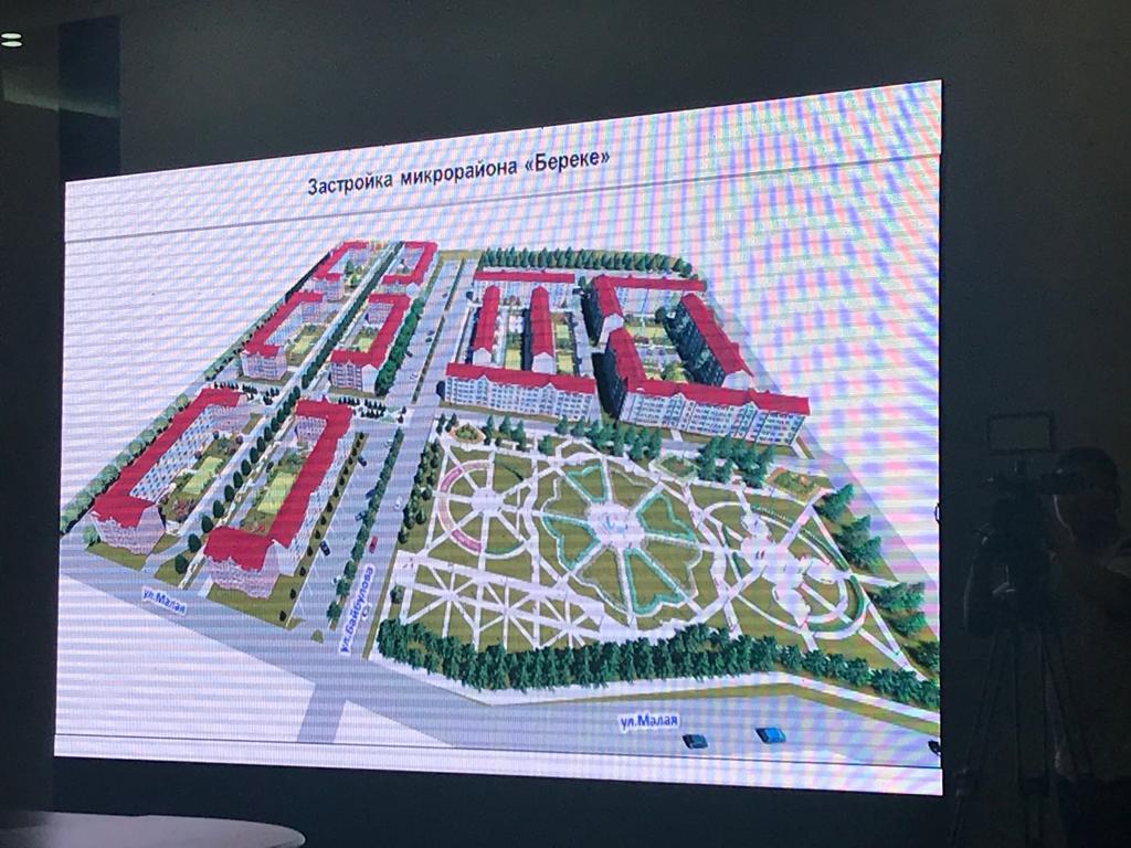 Промзоны Петропавловска превратятся в спортивные комплексы