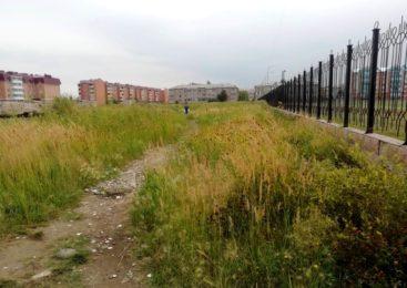 Жители Петропавловска просят чиновников  обратить внимание на их проблему