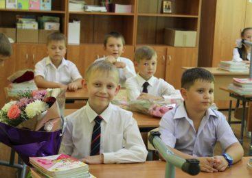 На севере Казахстана первоклассников стало больше