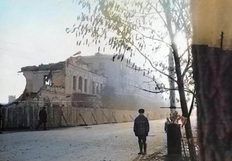 Загадки старого Петропавловска: что за дом на фото?