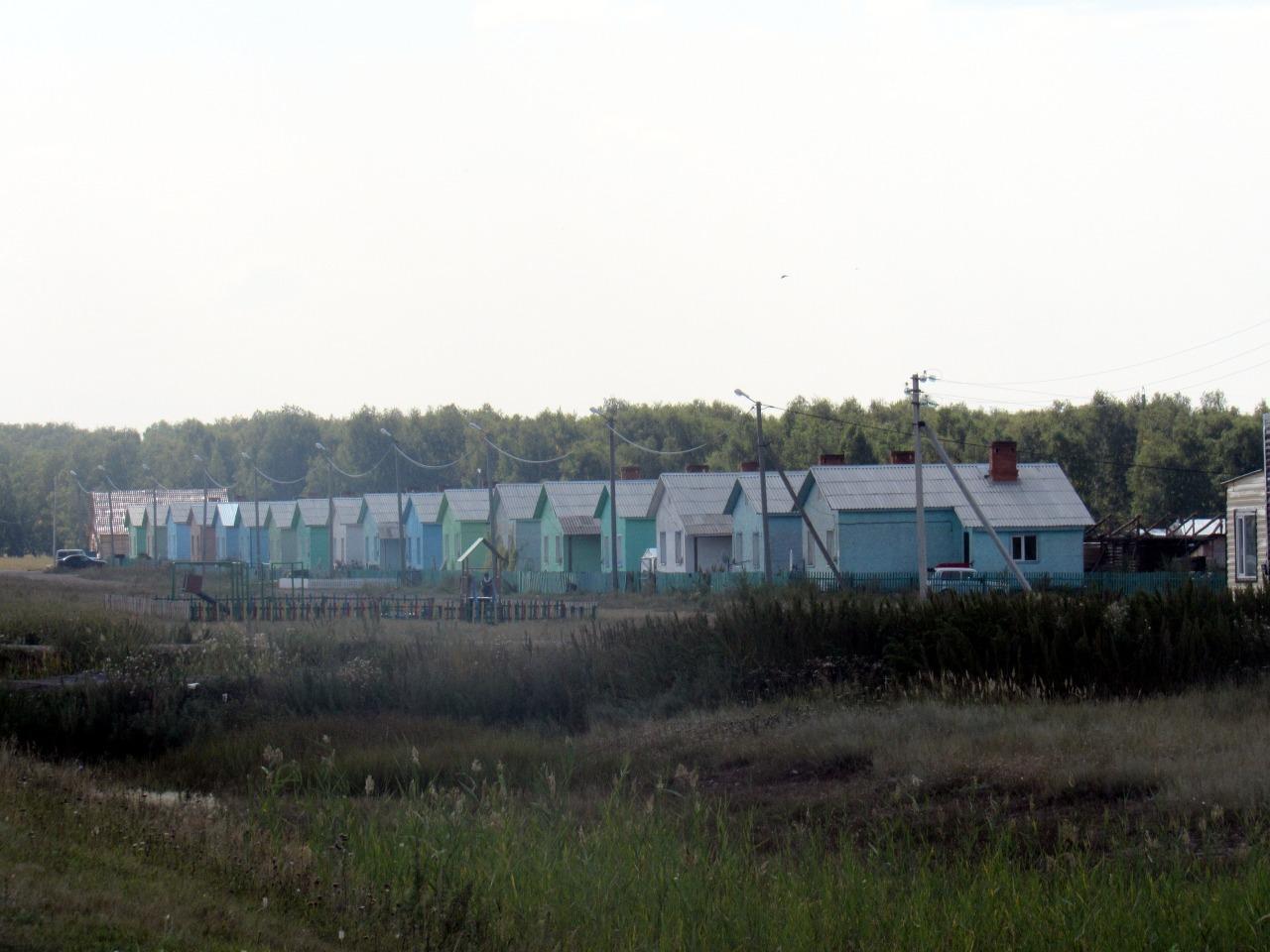 Как власти Северного Казахстана пытаются небо заштопать