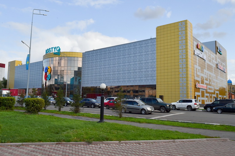 В Петропавловске предприниматели просят закрыть торговые центры