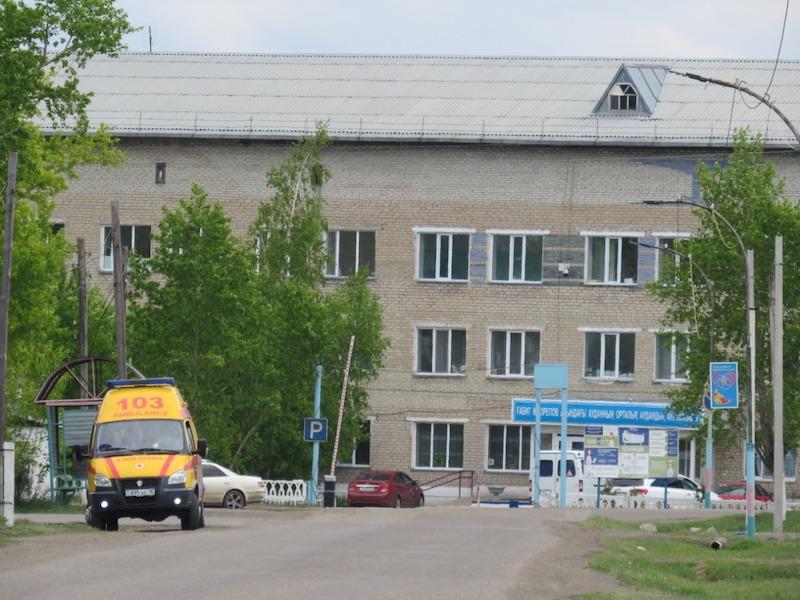 В Петропавловске сократилось количество вызовов скорой помощи