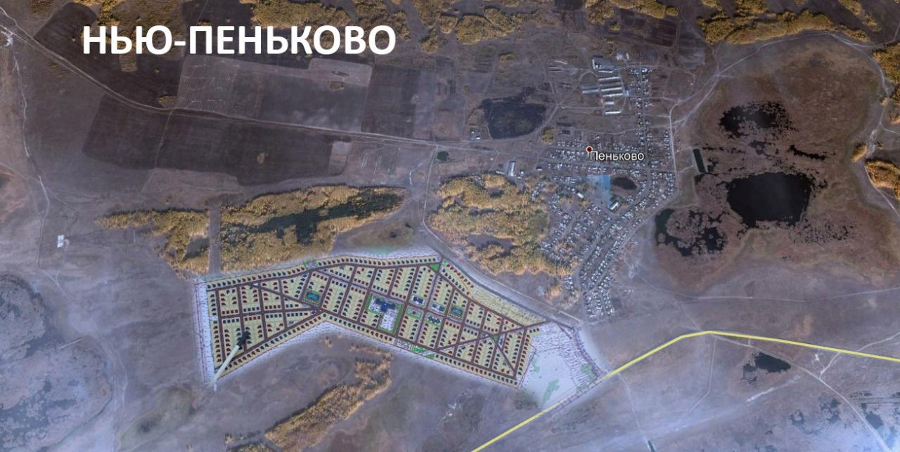 Село рядом с Петропавловском увеличится вдвое
