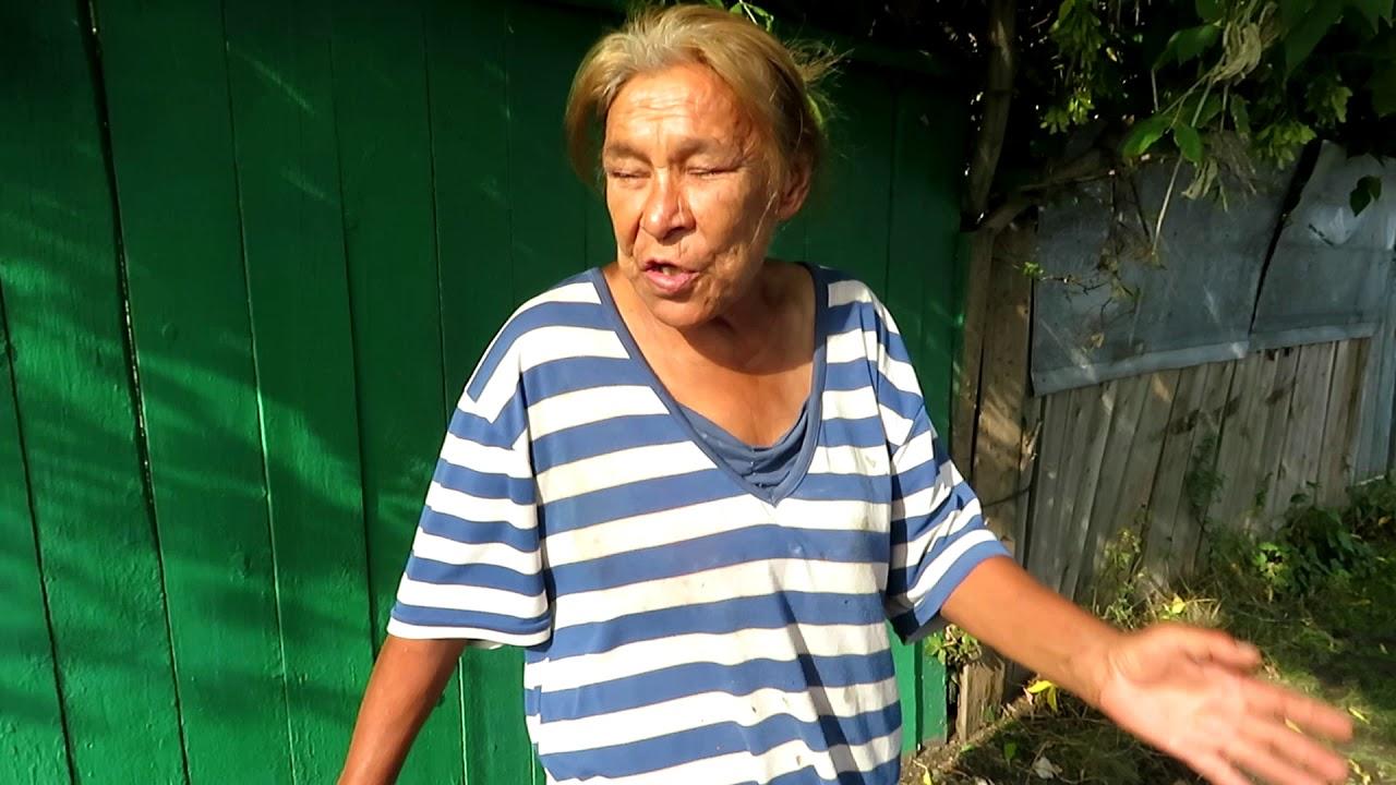 Северный Казахстан: Белое село во тьме