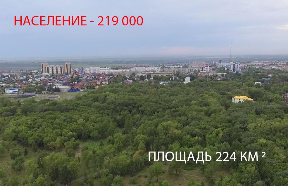Странные карты Петропавловска