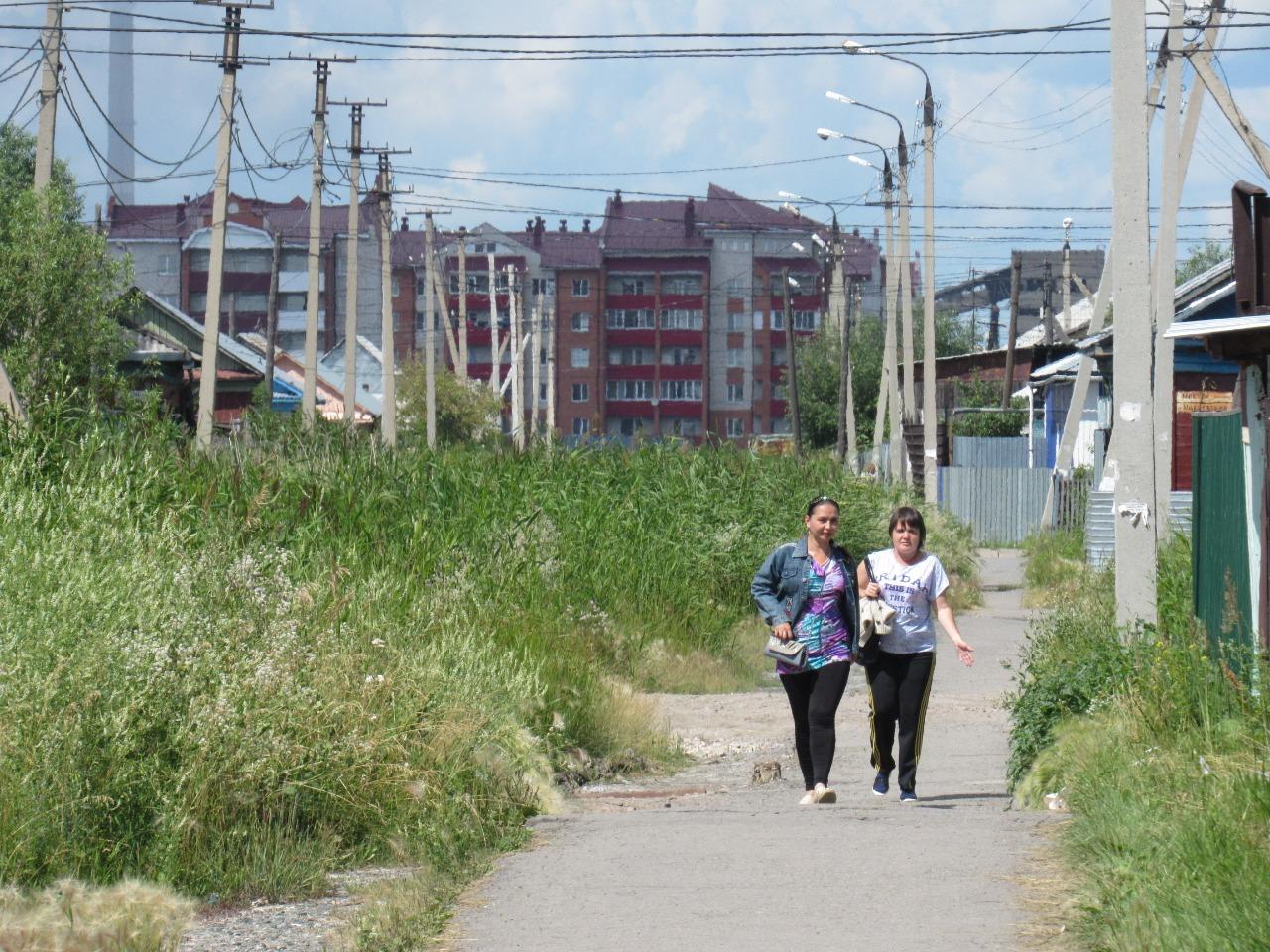 В центре Петропавловска негде погулять?