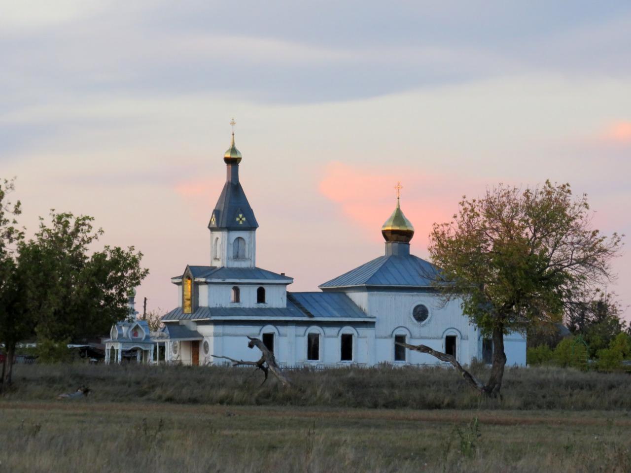 Сказочные крепости Северного Казахстана: Лебяжье