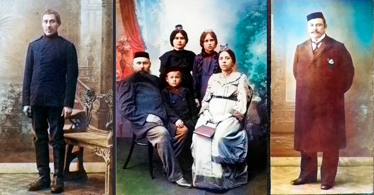 Как одевались жители Петропавловска 100 лет назад