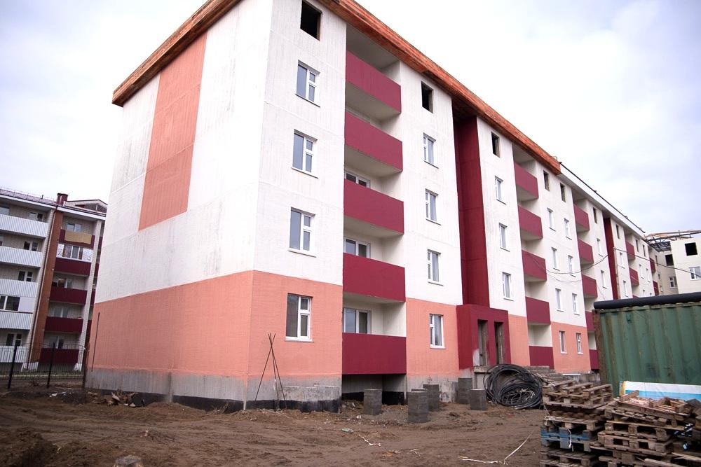 В Петропавловске социально уязвимые семьи могут приобрести жильё по госпрограмме