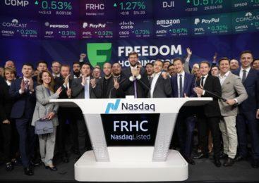Как крупнейший брокер в Центральной Азии оказался на NASDAQ?