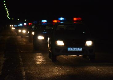 На севере Казахстана за 4 дня задержали 35 пьяных водителей