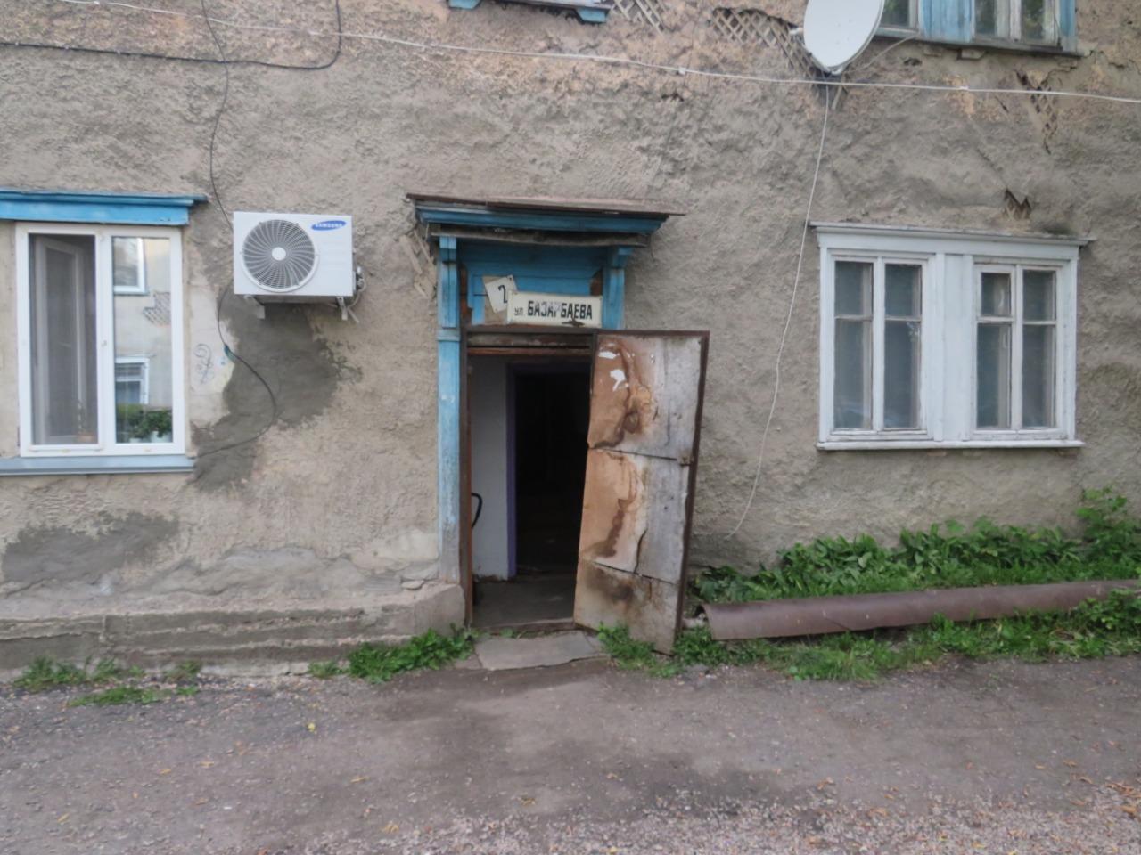 Петропавловск — Омск: блеск и нищета