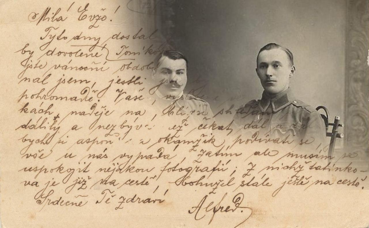 Письма немецких военнопленных из Петропавловска: «С многочисленными поцелуями, твой..»