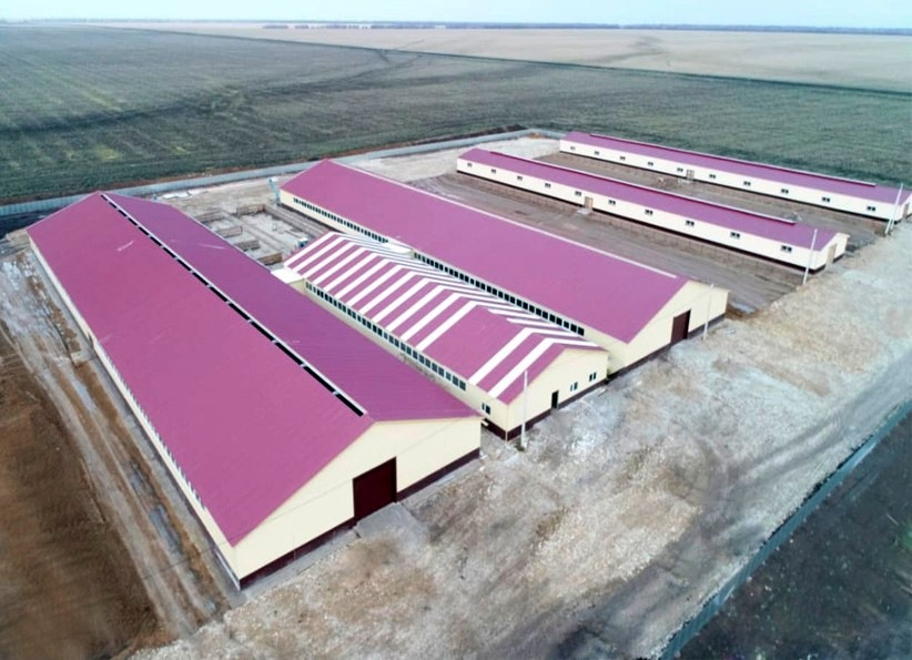 На севере Казахстана открыли ферму нового поколения