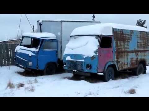 Деревни Северного Казахстана: ближнее Белое