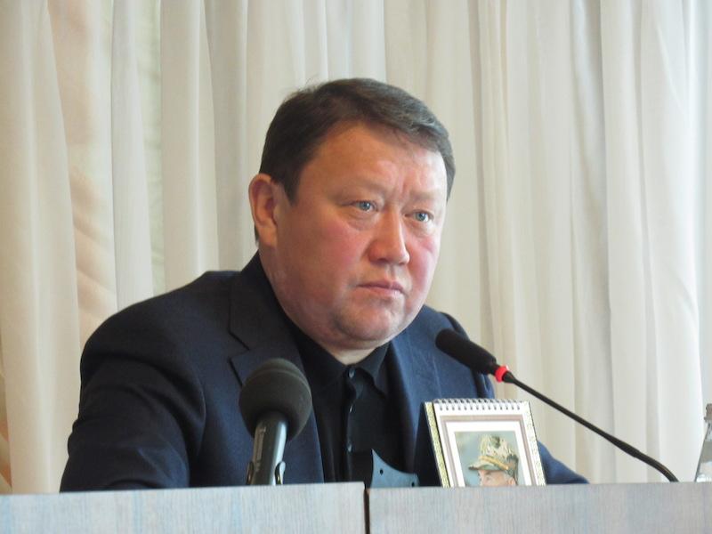 Кумар Аксакалов попросил североказахстанцев выполнять указания полицейских