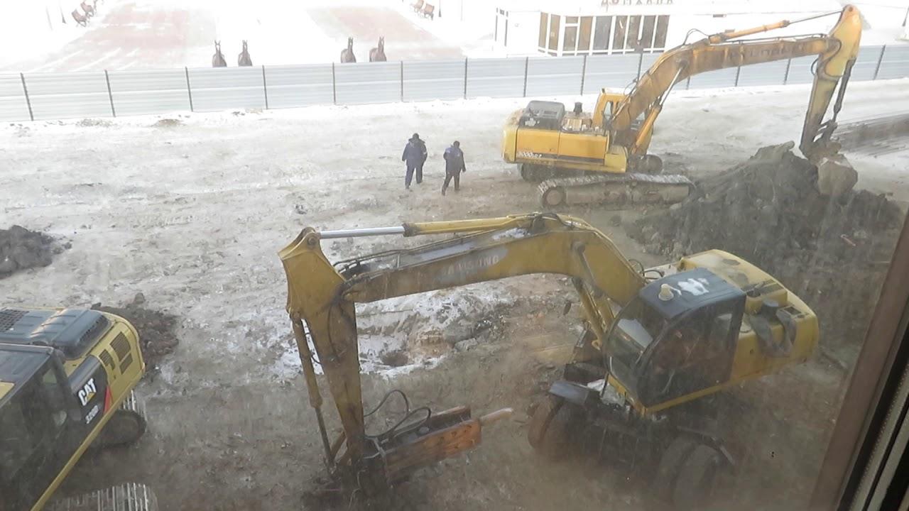 Железнодорожный вокзал Петропавловска станет еще больше