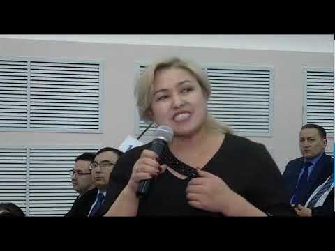 Сельчане на севере Казахстана не смогли попасть на отчетную встречу к акиму