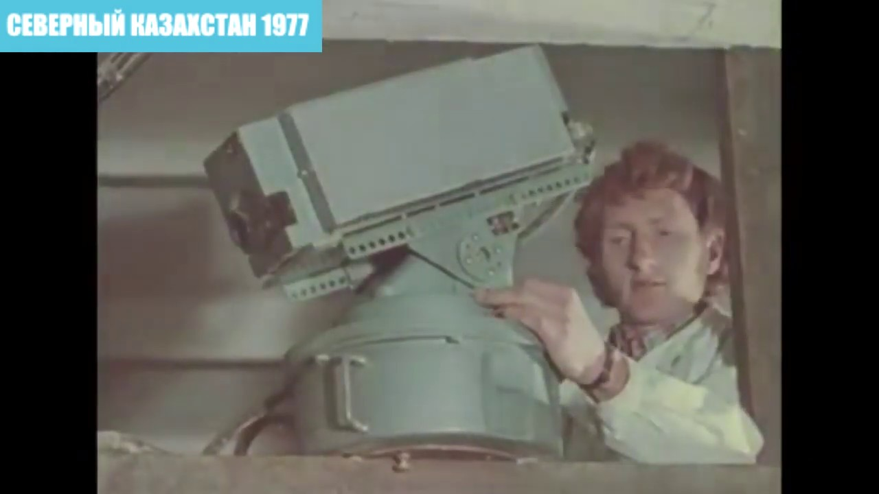 Токушинский совхоз: кинохроника 1977 год